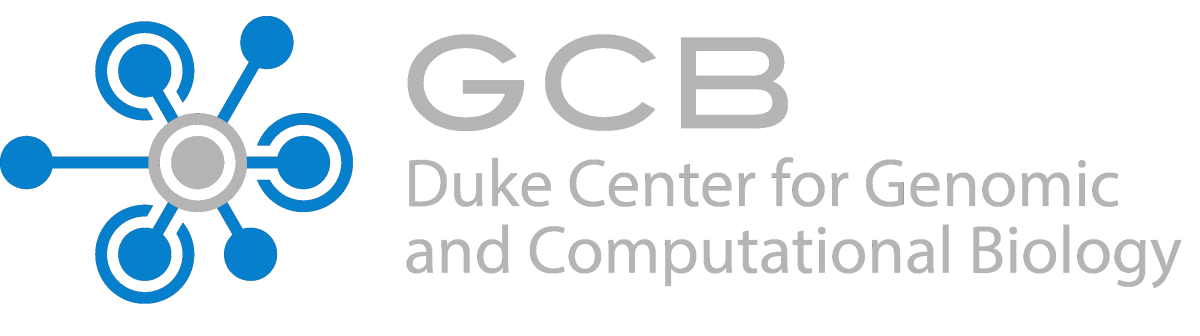 Duke Center for Genomic and Computational Biology Logo