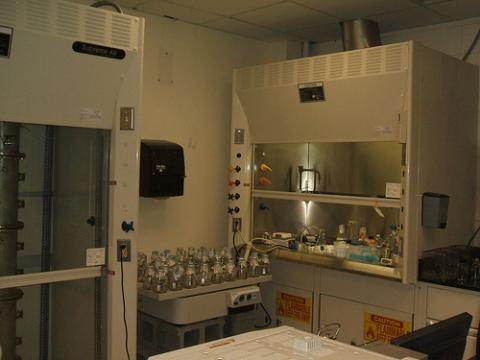 Hoods in second lab